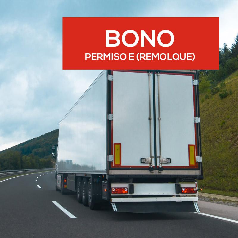 Bono Permiso E