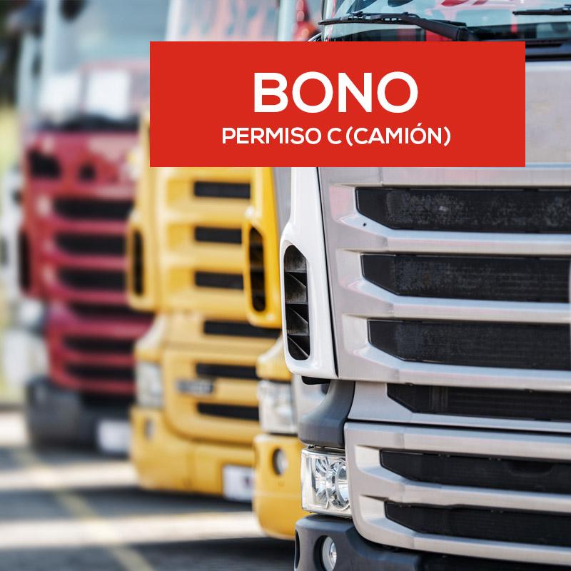 Bono Permiso C